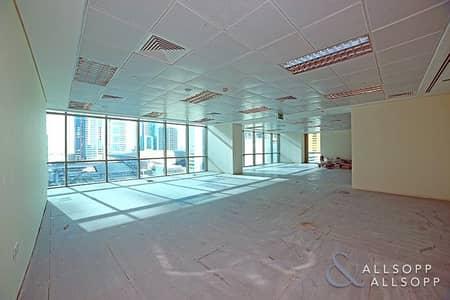 مکتب  للايجار في مركز دبي المالي العالمي، دبي - Fitted Office |Close To Metro | 10 Parking