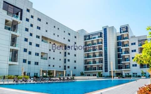 Good deal modern studio for sale in Masdar city