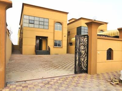 فیلا 6 غرفة نوم للبيع في المويهات، عجمان - فيلاجديدةاول ساكن5000قدم تشطيب سوبرديلوكس بسعرلقطة