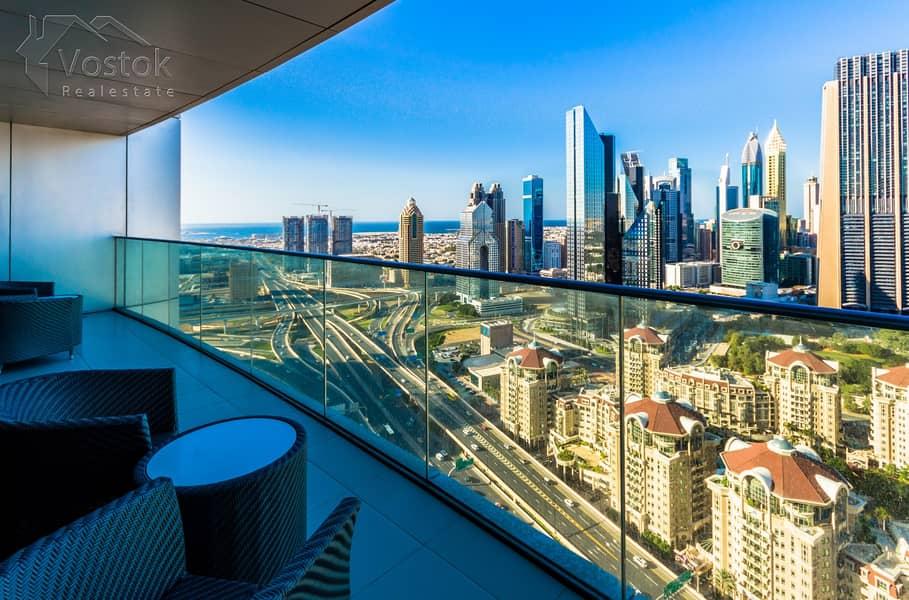 شقة في العنوان بوليفارد وسط مدينة دبي 4 غرف 399000 درهم - 4408035