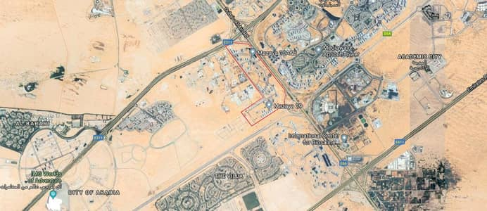 Mixed Use Land for Sale in Liwan, Dubai - G+5 Residential and Retail Plot for Sale