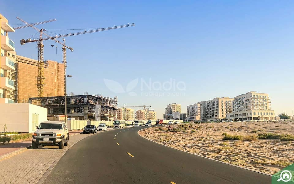 2 G+5 Residential and Retail Plot for Sale