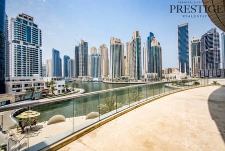 Other Commercial  للبيع في دبي مارينا، دبي - One of a Kind Multi Purpose Office  Marina View