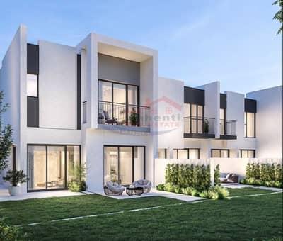 Plot for Sale in Dubailand, Dubai - Residential plot for 3 townhouses