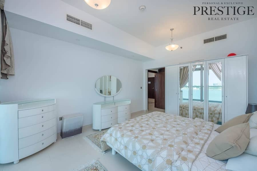 Full Sea View   Fully Furnished 1 Bedroom.