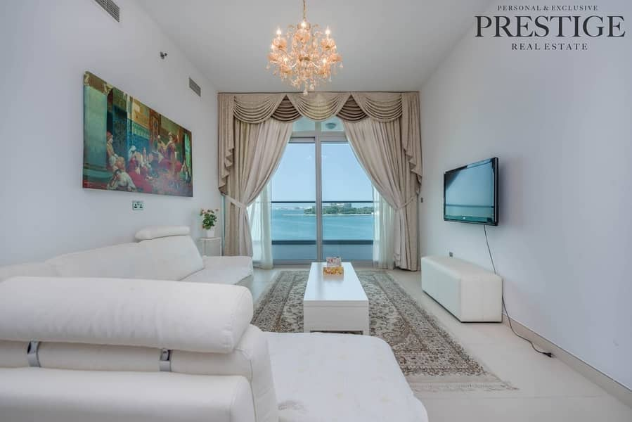 10 Full Sea View   Fully Furnished 1 Bedroom.