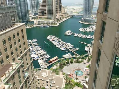 1 Bedroom Apartment for Sale in Dubai Marina, Dubai - Spacious 1B/R + Study High-Floor MESK Dubai Marina