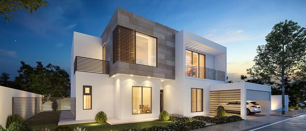 2 Luxury 3Br Plus Maids Villa Free Service @1