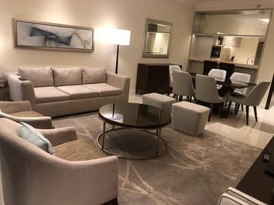 2 Bedroom Apartment for Rent in Downtown Dubai, Dubai - Full Burj Khalifa View I Luxurious Brand New 2BR