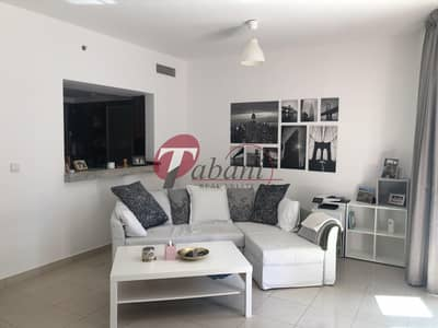 فلیٹ 1 غرفة نوم للبيع في دبي مارينا، دبي - |Rented One Bed for Investor Dubai Marina
