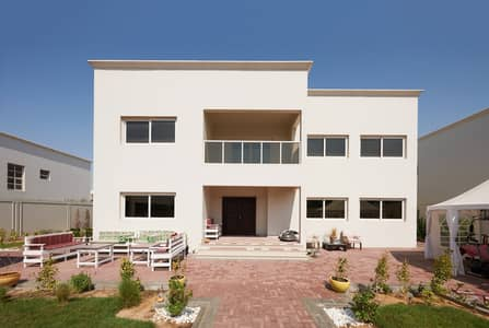 5 Bedroom Villa for Rent in Barashi, Sharjah - Villa With 5 BHK for rent in a great Location , 1month Free and Zero Commission