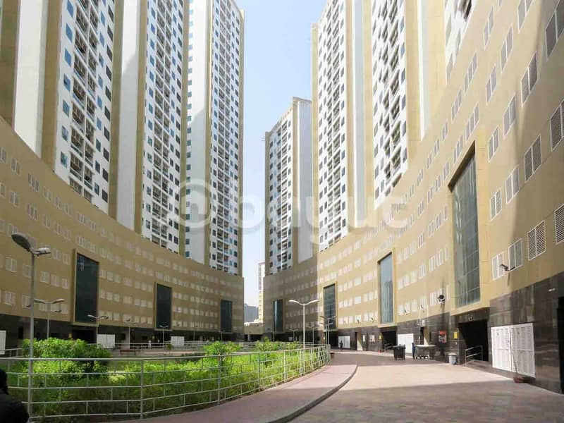 Ajman Pearl Towers: (City View), 2 Bed Hall near City Centre