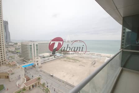 3 Bedroom Apartment for Sale in Jumeirah Beach Residence (JBR), Dubai - Sea View - Vacant - Best Price - Spacious Layout