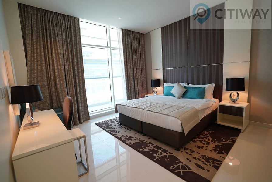 Luxurious 2BR   Full Canal View   Good Investment