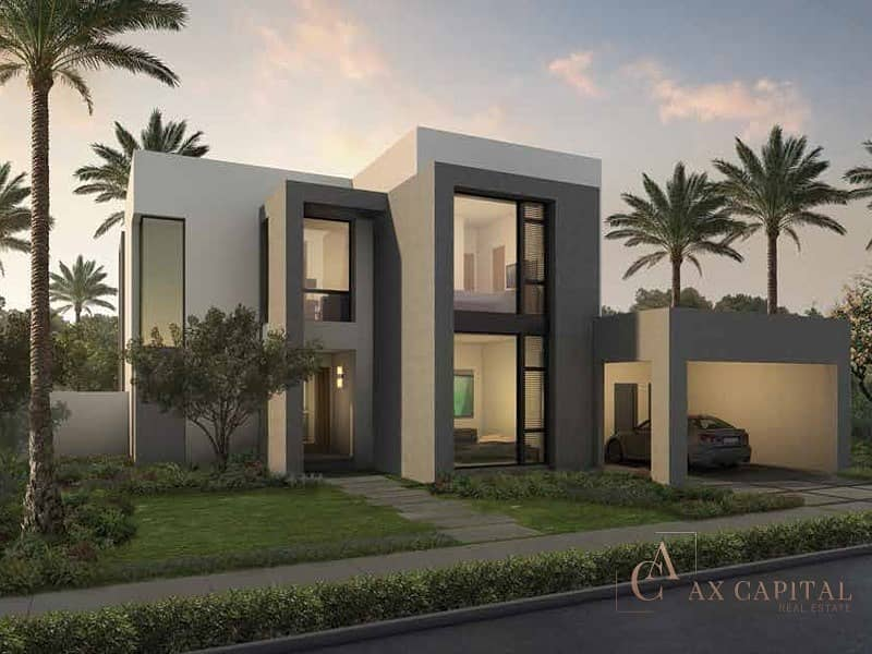 11 100% DLD Waiver | Family community I Sidra Villas