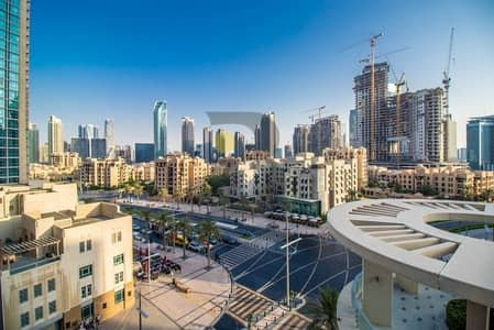 2 Bedroom Apartment for Sale in Downtown Dubai, Dubai - Vacant|2 Bed| BLVD View |  Bright| Spacious