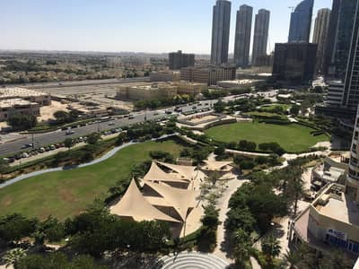 Studio for Rent in Jumeirah Lake Towers (JLT), Dubai - Studio Fully Furnished Next to Metro