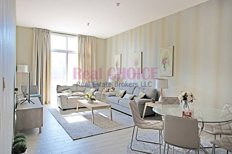 1 Brand New | Spacious 3BR Plus Maids Apartment