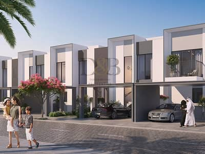 4 Bedroom Villa for Sale in The Valley, Dubai - Newly Released Project | Amazing Payment Plan