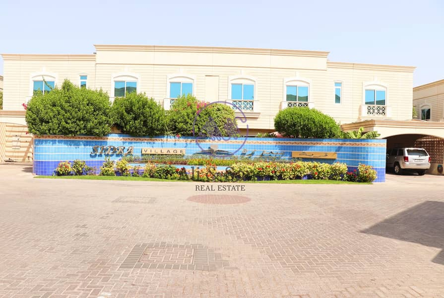 10 3 bed rooms for rent in Sidra Village