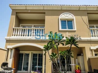 تاون هاوس 3 غرف نوم للبيع في قرية جميرا الدائرية، دبي - Wonderful Fully Upgraded Villa With Maid's room