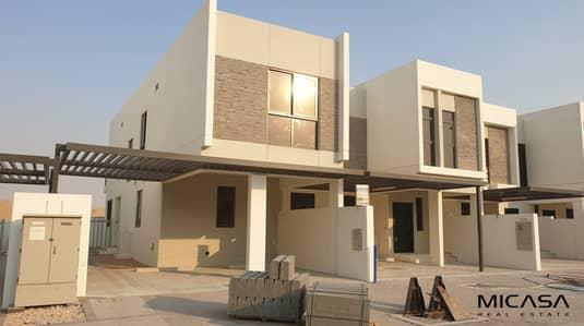 تاون هاوس 3 غرفة نوم للبيع في أكويا أكسجين، دبي - 3 Bedrooms and Maids Corner Townhouse Re-sale Ready to move in soon