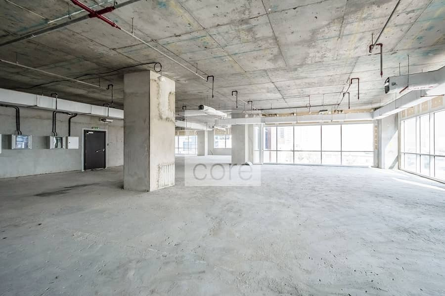 2 Shell and Core Office | Low Floor | DED
