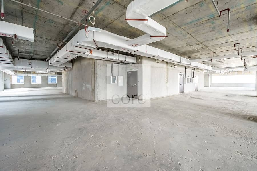 2 Shell and Core Office   Competitive Rent