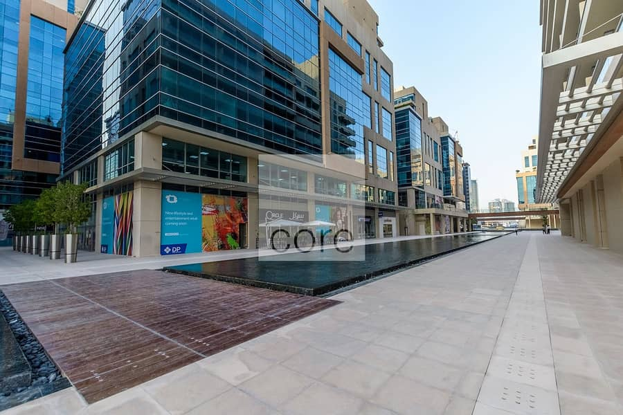 10 Shell and Core Office | Low Floor | DED
