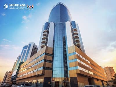 2 Bedroom Apartment for Sale in Al Bustan, Ajman - 2 Bedroom for Sale In Orient Tower with Easy Down Payment