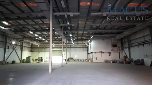 REPRICED | Warehouse  | Near Jafza Office