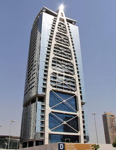 1 Bedroom Apartment for Rent in Jumeirah Lake Towers (JLT), Dubai - AMAZING VIEW - 1 BED ON METRO STATION JLT
