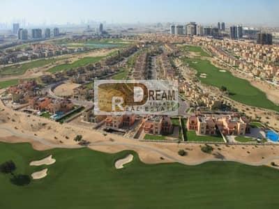 فیلا 3 غرفة نوم للبيع في مدينة دبي الرياضية، دبي - 5% Booking 70% After Handover over 7 year