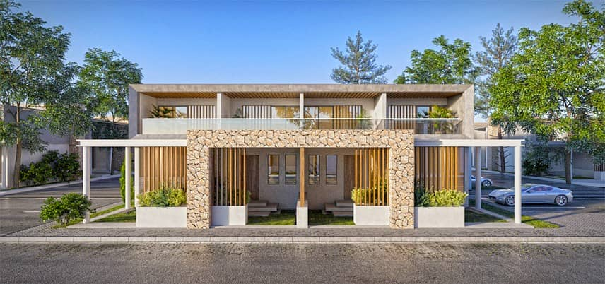 From the Developer |Best offer to own a gorgeous Townhouse villa !  CASH DEAL !