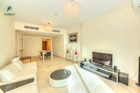فلیٹ 2 غرفة نوم للبيع في دبي مارينا، دبي - Spacious 2BR with Huge Balcony in Trident Grand