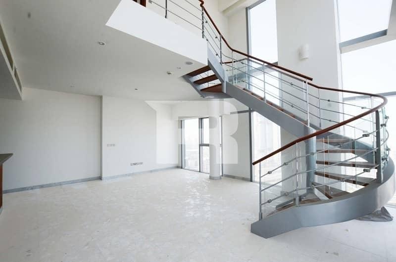 2 Best Price| Vacant|  Elegant 2 BR Duplex