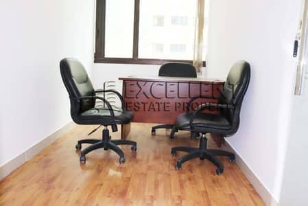 مکتب  للايجار في منطقة الكورنيش، أبوظبي - Office Space in Business Center . No Commission!!