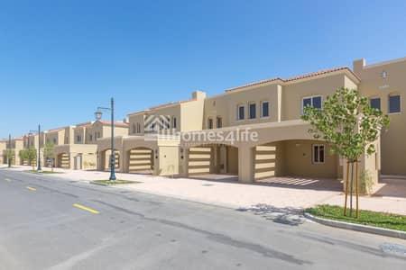 تاون هاوس 2 غرفة نوم للايجار في سيرينا، دبي - 2 Plus Maid Type D+ Brand New Town House