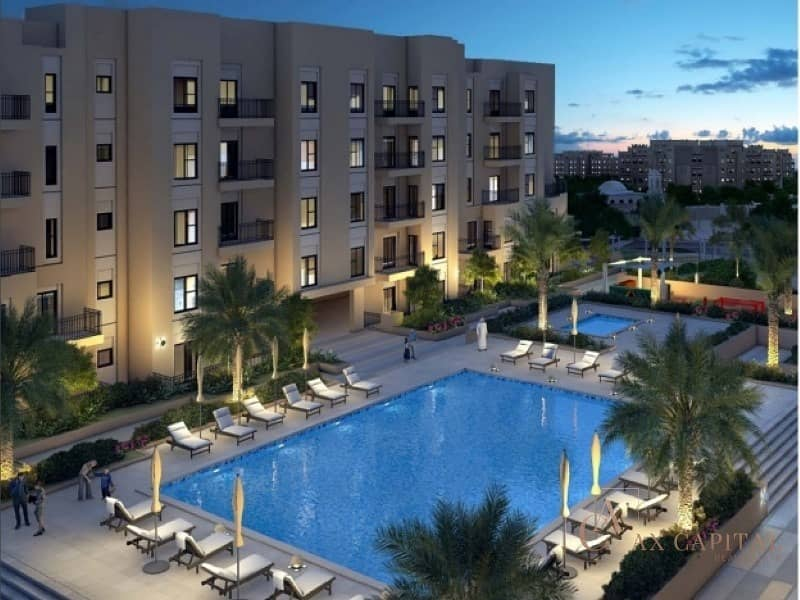 2 Sensational 2 bedroom apartment I Remraam Dubailand