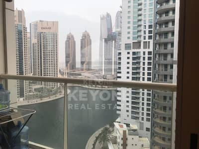 Marina View | Furnished 1BR | Lake View