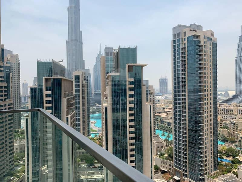 Multiple Options |Fully Furnished| Burj View