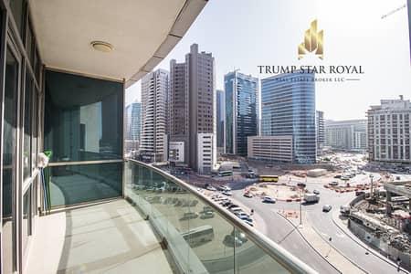 استوديو  للبيع في برشا هايتس (تيكوم)، دبي - Furnished Studio near the Metro in TECOM