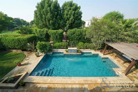 5 Bedroom Villa for Sale in Green Community, Dubai - Park View | Private Pool | Large Gardens<BR/>