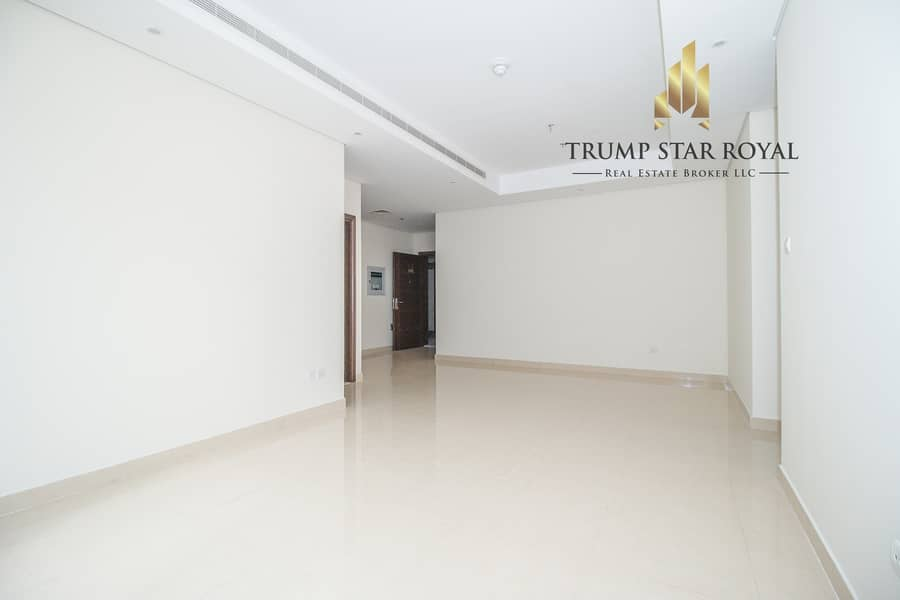 2 Spacious and Vacant 2Br in Hercules Tower