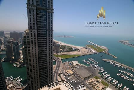 3 Bedroom Penthouse for Sale in Dubai Marina, Dubai - Upgraded Penthouse in Elite Residence