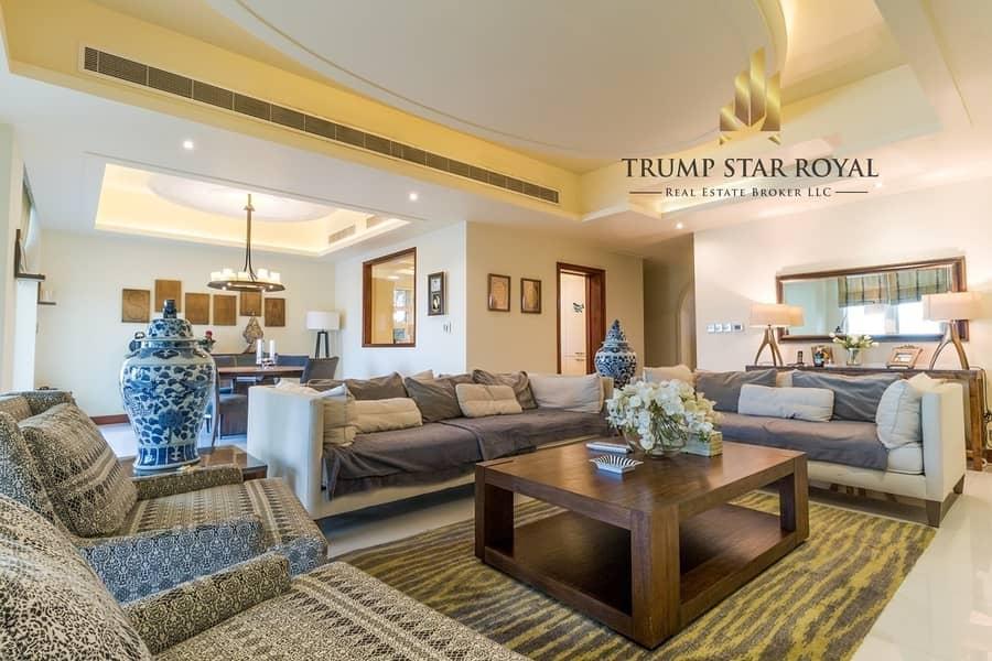 Fully Upgraded 4Br+M Villa In Marina