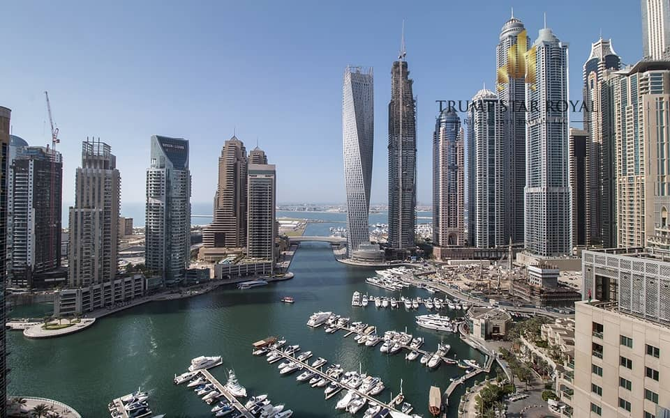 Full Marina View 5Br Penthouse by Emaar