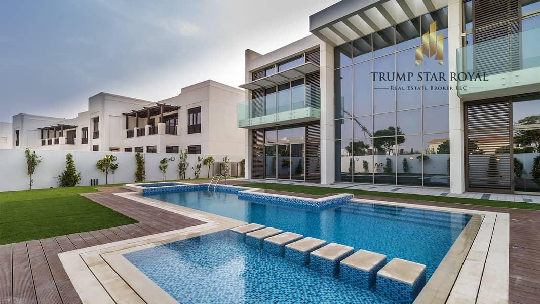 Prestigious location | 6Br contemporary Style