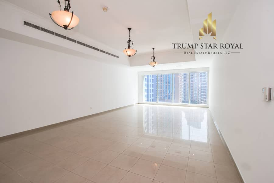 2 Spacious Vacant 2 Br in Emirates Crown