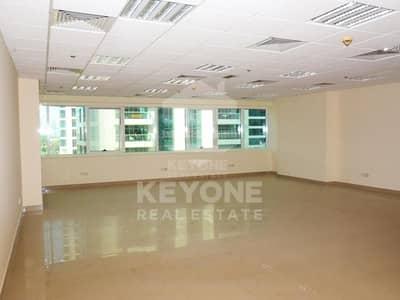 مکتب  للبيع في أبراج بحيرات جميرا، دبي - One Lake Plaza | Fitted Office | Investors Deal